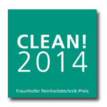 Fraunhofer Clean! Award