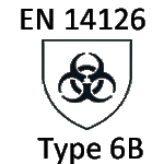 Protective clothing against infectious agent