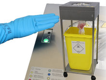 Waste Sealing Unit Berner SealSafe® Sensor+