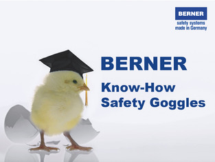 Know-how safety goggles