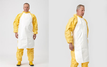Tyvek® Apron  | Berner Safety