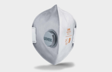 FFP-2 Respiratory Mask, Latex-free