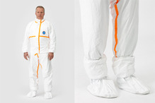 Protective Coverall DuPont Tyvek® 800J