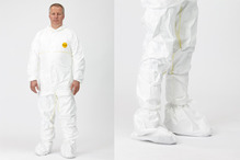 Protective coverall DuPont EasySafe