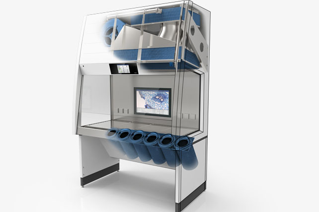 GreenTec safety cabinets from Berner Safety