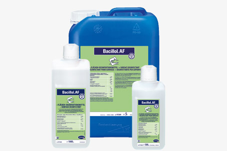Bacillol® AF surface disinfectant