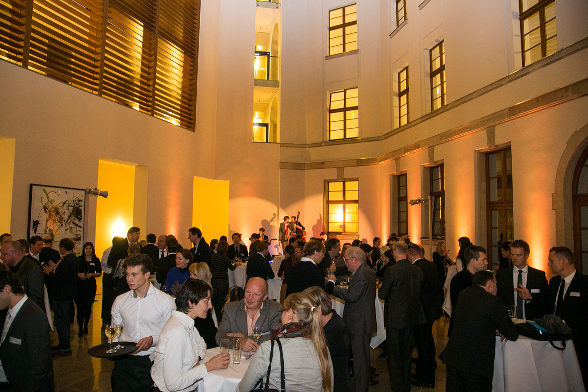 Berner International auf der Preisverleihung des Ecodesign--Awards 2014 in Berlin