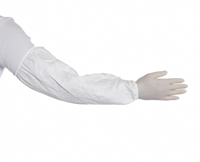 Cleanrrom sleeves Tyvek Isoclean