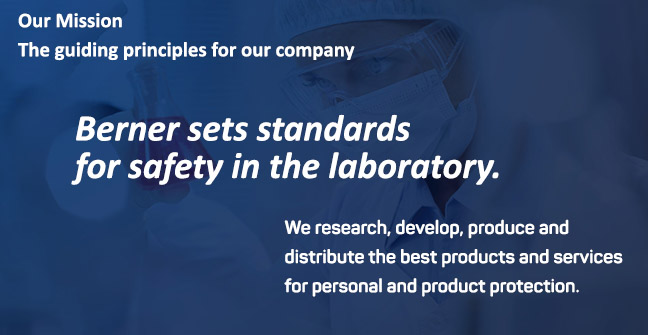 New standards in the laboratory